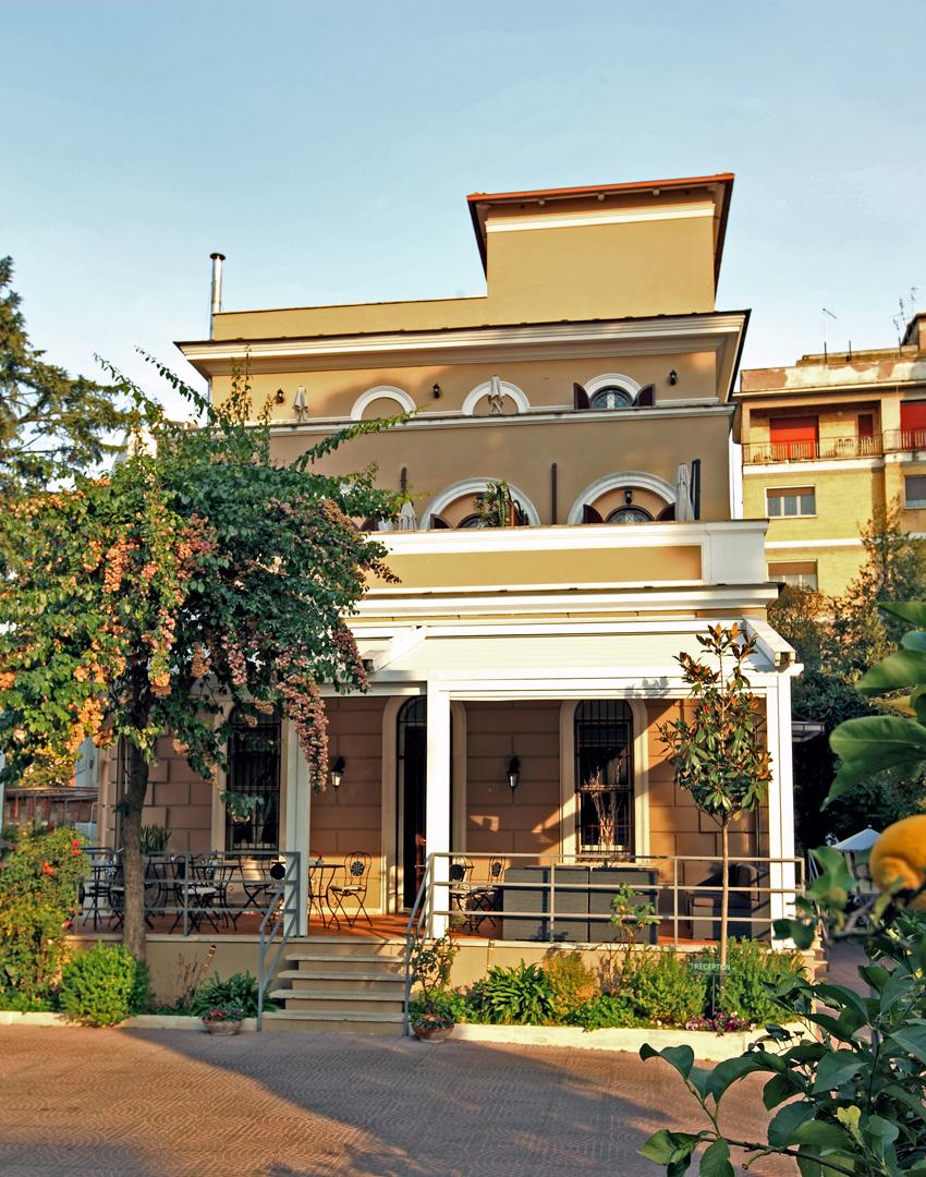 Hotel Villa Pirandello Roma