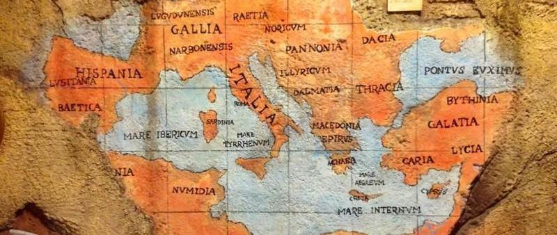 roma-antica-mappa