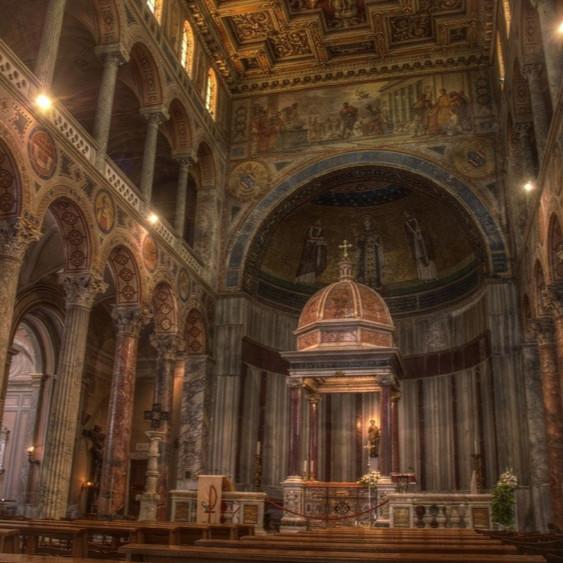 basilica sant'agnese