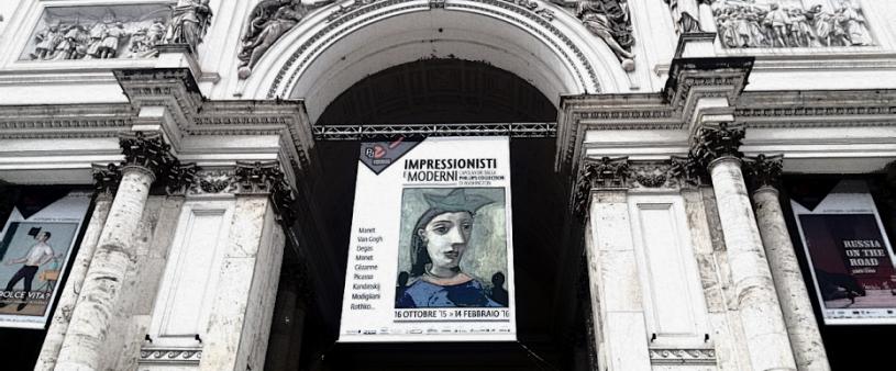 Villa pirandello for Mostra palazzo delle esposizioni