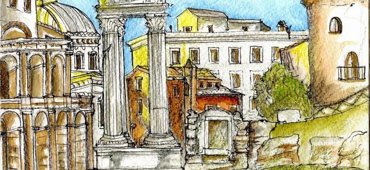 Tuffo nel passato - Roma